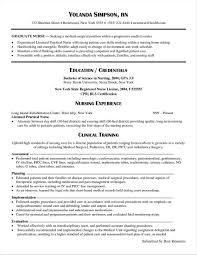 Sample Resume For Newly Registered Nurses Sample Resume For Newly Registered Nursephilippines Valid Sample 2
