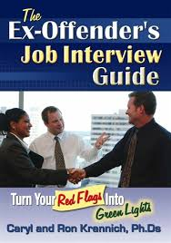 Job Interview Books Ex Offenders Job Interview Guide Book
