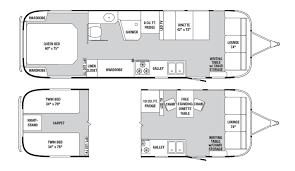 airstream floor plans. Airstream Floor Plans Has T