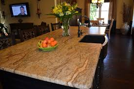 repair leathered granite countertops