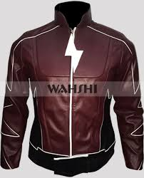 jay garrick henry allen flash jacket