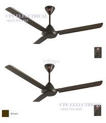 kdk k15v0 pbr 60 regulator ceiling fan dark brown twin