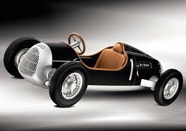 Audi Auto Union Type C E Tron Gorgeous Electric Car For Kids