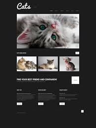 Premium Cat Wordpress Themes Templatemonster