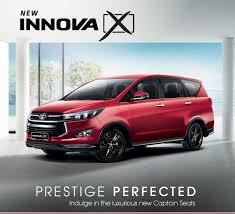 Toyota Malaysia - Innova