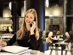 Restaurant Hostess Restaurant Hostess Raffaelloservice Raffaellopromoter