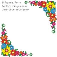 Small Picture Flower Border Designs For Page