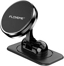 Magnet <b>Car Phone</b> Holder FLOVEME <b>360 Degree Rotating</b> [3.5-7.9 ...