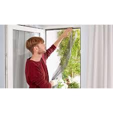 Tesa Insect Stop Comfort Fliegengitter Für Fenster 12 X 24 M