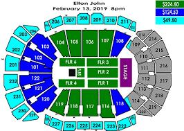 Elton John Sprint Center