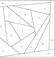 Crazy Quilting: Creating Crazy Quilt Patterns, Stitches, & More ... & Plan your crazy quilt patterns with these crazy quilt blocks and seam lines. Adamdwight.com