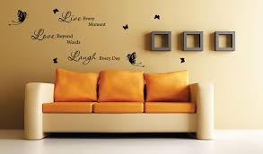 Small Picture Wall Stickers Design Your Own Home Design Ideas Custom Wall