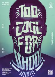 Eddy Graphic Design Eddy Rumas Europetoo Cool For School2012 Posters Flyers