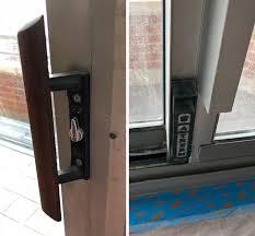 atherm sliding glass door parts