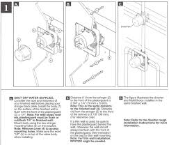 delta bathtub faucet installation instructions