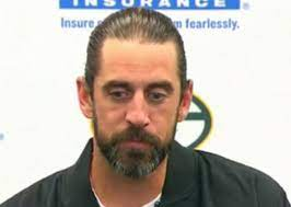 Aaron Rodgers getting memes for his ...