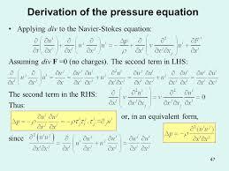basic equations of fluid dynamics sergey pankratov ppt
