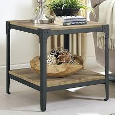 small rectangular end table rectangle end table within reviews birch lane designs small rectangular glass top coffee table