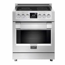 gas range. Induction Range With True Dual Convection Gas