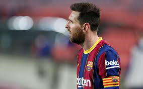 Leo Messi, 60 games and 46 goals in ...