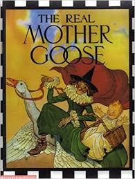 the real mother goose cartwheel books blanche fisher wright amazon books