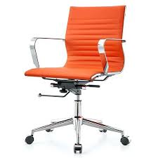 orange office chair modern orange vegan leather office chair orange office chairs uk orange office chair