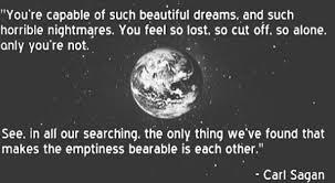 Love Quote Love Quote Pinterest Carl Sagan Beautiful Custom Carl Sagan Love Quote