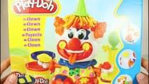 И клоун доч Веселая пластилин пластилин играть пластилин ...
