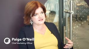 Sitecore - How does Sitecore CMO Paige O'Neill encourage...
