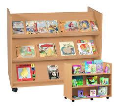 book display shelf.  Shelf Double Sided Book Display Shelf For