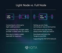 Iota Support Light Wallet