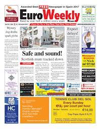 Euro Weekly News - Costa del Sol 12 \u2013 18 October 2017 Issue 1684 ...