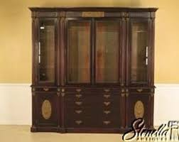 large china cabinet. Contemporary Large 41859E THEODORE ALEXANDER Large Regency Breakfront Or Bookcase For China Cabinet A