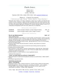 Cover Letter Junior Merchandiser Resume Junior Merchandiser Resume