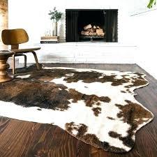 fake animal rug faux skin rugs super cool ideas amazing best hide black bear fur plush animal hide rugs