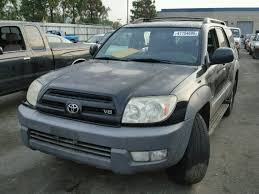 2003 Toyota 4Runner V8 For Parts AA0594 - Exreme Auto Parts