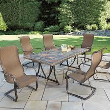 photo 2 of 3 brilliant costco outdoor furniture costco round patio table starrkingschool fire pit patio set costco