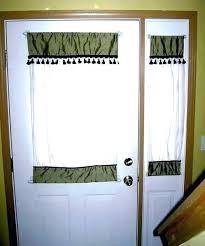 front door window treatment ideas french door window treatments ideas door window coverings window treatments for