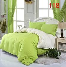 twin full queen king apple green beige polyester 3 4pcs bedding set bed sets bed forest hunter green duvet cover queen sage
