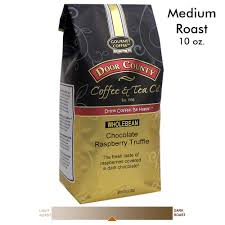 According to the usda 1 cup of coffee (8 oz) has 95 mg of caffeine; Amazon Com Door County Coffee Chocolate Raspberry Truffle Chocolate Raspberry Flavored Coffee Medium Roast Whole Bean Coffee 10 Oz Bag Grocery Gourmet Food