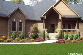 Small Picture Simple Landscaping Ideas For Front Of House Landscaping