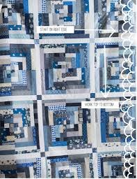 Free Motion Quilting Designs For Log Cabin Emily Quiltylove Author At Quilty Love Page 23 Of 38