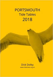 Portsmouth Tide Chart 2017 Portsmouth Tide Tables 2018 Amazon Co Uk Dick Dolby