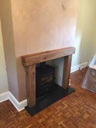 flue and chimney t completed