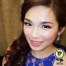 singapores top 10 bridal makeup artists xara lee