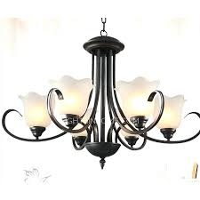 white wrought iron chandelier awesome chandeliers for modern 6 light black bulb base decorations table lamp