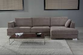 comfortable corner sofa for zen inspired living room with glass coffee table ideas