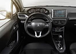 2018 peugeot 208.  2018 peugeot 208 2018 automtico 6 marchas  interior inside peugeot