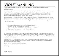 engineering cover letters aerospace engineering cover letter forest jovenesambientecas co