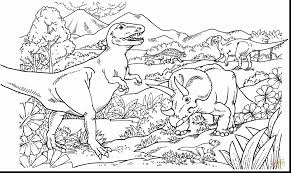 beautiful volcano coloring pages printable with t rex coloring ...